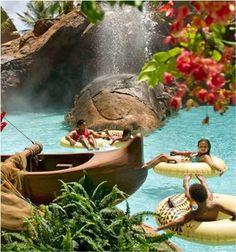Can't wait to take the kids here...Disney Aluani Hawaii
