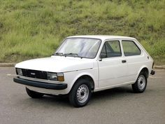 """Fiat 147"" (1981 – 1987) - the 1st Fiat car in Brazil. Always wanted one,but never had it really..."