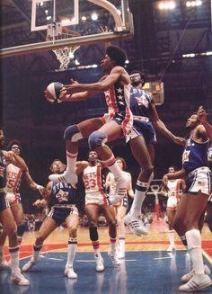 NBA Basketball / Dr.J Julius Erving....  Love & Basketball!   HavePlentyLoveTravels blog! Ant