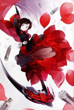 ruby rose rwby - Google Search