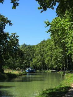 Canal du Midi_Castanet Tolosan (Haute-Garonne, France)_2014-08-17 © Hélène Ricaud-Droisy (HRD)