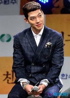 Kim Woo Bin being criticized for giving away a fan's present to girlfriend Yoo Ji Ahn + SidusHQ responds Korean Star, Korean Men, Asian Men, Korean Actors, Asian Guys, Korean Dramas, Korean Actresses, Lee Jong Suk Kim Woo Bin, Lee Jong Suk Hot