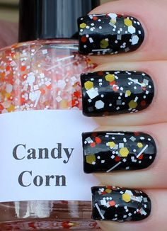 Girly Bits Candy Corn