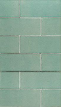 Koi Ceramic Art Tile- Ann Sacks Tile & Stone - eclectic - bathroom tile - other metro - Rebekah Zaveloff   KitchenLab