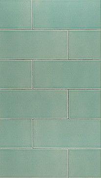 Koi Ceramic Art Tile- Ann Sacks Tile & Stone - eclectic - bathroom tile - other metro - Rebekah Zaveloff | KitchenLab
