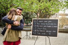 We LOVE this unique proposal idea.