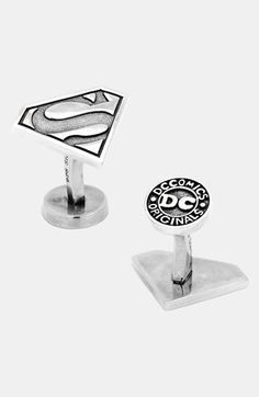 Cufflinks, Inc. 'Superman™' Cuff Links available at #Nordstrom