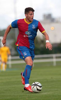 Joel Ward - Waterford pre-season friendly Joel Ward, Crystal Palace Fc, Football Soccer, Eagles, England, Running, Park, Celebrities, Sports
