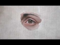 In this webisode, artist Scott Waddell demonstrates his techniques for painting the eye in oil paint.