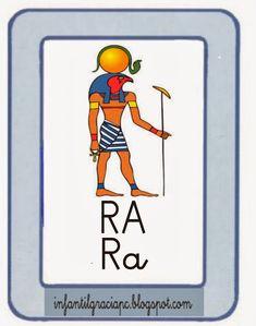 INFANTIL de GRACIA: ARIS NOS TRAE EL VOCABULARIO DE EGIPTO Street Art, Africa, Montessori, Halloween, Ideas, Kids Part, School, World History, Ancient Egyptian Art