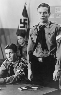 Christian Bale, Robert Sean Leonard, Frank Whaley, and Jayce Bartok in Swing Kids Kid Movies, Great Movies, Christian Bale Films, Robert Sean Leonard, Dead Poets Society, Loose Hairstyles, Event Photos, Sound Of Music, Gorgeous Men