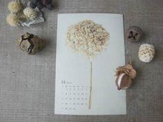 ドライフラワー dryflower カレンダーcalendar  FLEURI blog