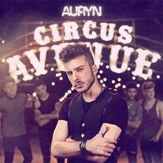 Auryn:  Circus Avenue (Edición Blas) - 2014.
