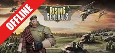 Rising Generals offline due to going over budget with the game development.