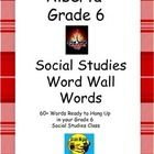This resource will help your students practice more than 60 key words relating to the Grade 6 Social Studies curriculum for Alberta with a set of l. Social Studies Curriculum, Teaching Social Studies, Government Canada, Balanced Literacy Classroom, Teacher Must Haves, Vocabulary Words, Big Kids, Division, School Ideas