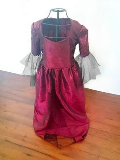 Our latest project is an Evil Queen Regina Once Upon A Time costume in South Africa for a young lady's dress-up birthday party. Evil Queens, Dress Up, Costumes, Studio, Fashion, Moda, Study, Costume, Dress Up Clothes