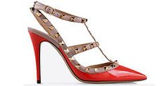 Rockstuds da Valentino. Os sapatos mais desejados do mundo.