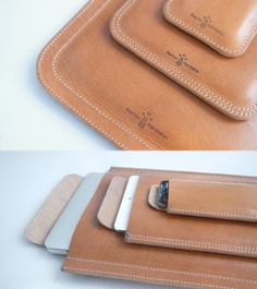 Hector Hardskin Leather Panoply for Apple Products by Grasping hand — Kickstarter
