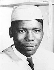 1965  February 26, 1965 · Marion, Alabama Jimmie Lee Jackson was beaten and shot by state troopers as he tried to protect his grandfather and mother from a trooper attack on civil rights marchers. His death led to the Selma-Montgomery march and the eventual passage of the Voting Rights Act.