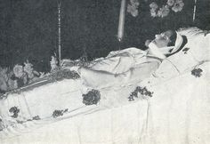 princess astrid of sweden on her deathbed