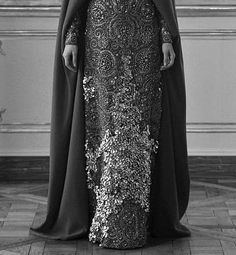 abaya with embroidery