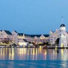 Disney's Yacht Club Resort-Disney World-Florida. Great Resort..