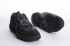 "717cbaa59 Adidas Yeezy Desert Rat 500 ""Utility Black""F36640 Real Boost7 Yeezy 500"