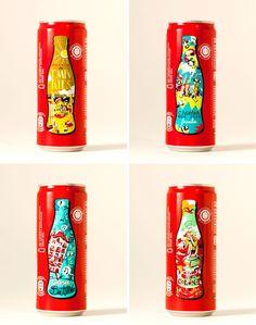 Iván Bravo x Branward for Coca Cola