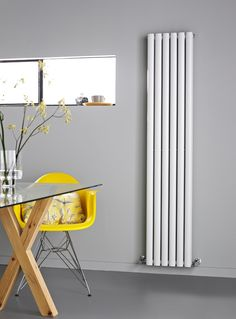 This Double Panel radiator from Premier is one of our newest range of modern heating. We sell this and a variety of other modern radiators in colours including white, anthracite and silver. Free up an entire wall! Wall Radiators, Best Radiators, Vertical Radiators, Kitchen Radiators, Living Room Radiators, Heating Radiators, Bathroom Radiators, Living Room Storage, Living Room Kitchen