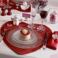 Assiette à dessert en verre D 18 cm CLASSICA