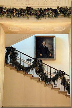 White House Christmas.