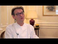 Laurent Jeannin. Chef Pâtissier de l'hôtel Bristol - YouTube