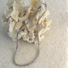 Bali Sterling Silver Chain