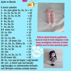 Crochet Dolls Texts Origami Elsa Doll Hair Build Your Own How To Make Crafts Tricot Amigurumi DollImage may contain: text – Sharing Women Crochet Doll Pattern, Easy Crochet Patterns, Crochet Patterns Amigurumi, Amigurumi Doll, Crochet Dolls, Crochet For Boys, Free Crochet, Doll Clothes Patterns, Doll Patterns