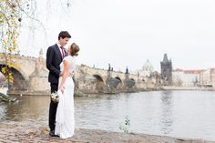 Photography: Sona-Inspired By Love - www.inspiredbylove.co/  Read More: http://www.stylemepretty.com/destination-weddings/2015/05/20/festive-christmas-inspired-prague-wedding/
