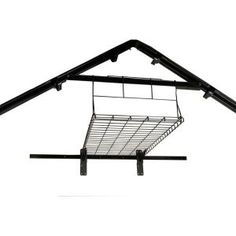 3 Ft. 7 In. X 2 Ft. 1/2 In. Metal Shed Loft Kit For Alpine/cascade/sutton Series…