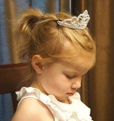 Make a pain-free costume tiara