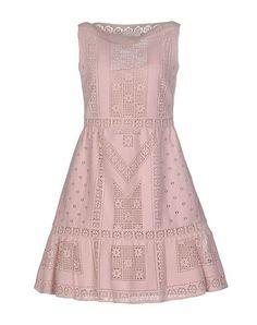 VALENTINO Short Dress. #valentino #cloth #dress #top #skirt #pant #coat #jacket #jecket #beachwear #