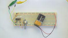 little-scale: Fun with Sea Moss: 40106 Oscillator