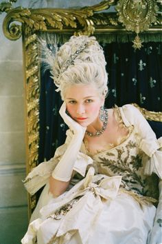 Marie Antoinette does it better