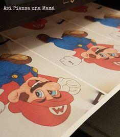 Diy birthday decoration. Mario Bros. Decoraciones diy para cumpleaños infantiles Mario, yoshi Minions, Mario Y Luigi, O Pokemon, Diy Birthday Decorations, Yoshi, Kids Rugs, Character, Home Decor, Decorated Cakes