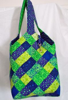 Large Mondo Bag I made.  Love these large bags for almost anything...  $65.00