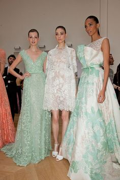 Eli Saab Couture spring 2012
