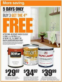 Home Depot Coupons http://www.pinterest.com/AnnaCoupons/home-depot-coupons/