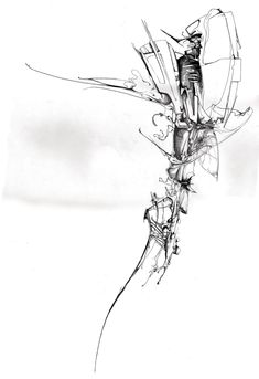 Dan Slavinsky Drawings | World's National Museums and Art