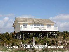 Coastal Exchange ~ West Gulf Beach ~ Across Street ~ St. George Island Florida - Collins Vacation Rentals #StGeorgeIsland #Beach #Florida #Homes #Vacation #Rentals #Collins #SGI