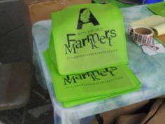 Attleboro Farmers Market bags