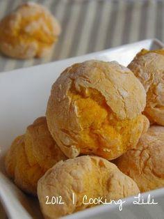 beignet de potimarron sans friture