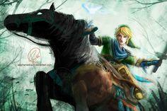 Link warrior by StephanieSka20.deviantart.com on @deviantART