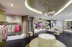 Vanessa exclusiv shop by Heikaus, Bad Zwischenahn   Germany store design